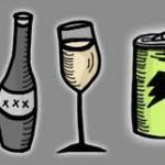 energizant alcool